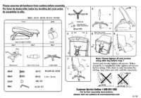 B9706X Assembly Sheet
