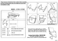 B9709X  Assembly Sheet