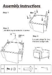 BR99001 BK Assembly Sheet