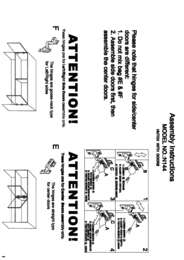 N144 Assembly Sheet
