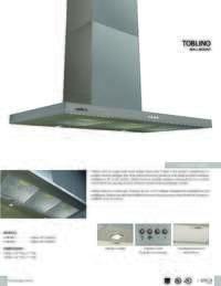Elica Toblino Sell Sheet 2015