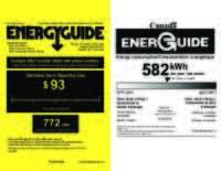 MFX2676FRZ Energy Guide EN