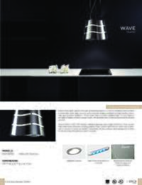 Elica Wave Sell Sheet 2015