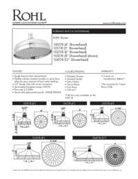 10278 Spec Sheet