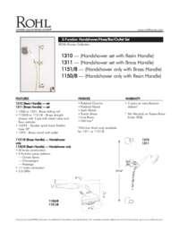 11518 Spec Sheet