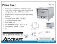 PO 18 Spec Sheet