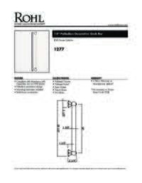 1277 Spec Sheet