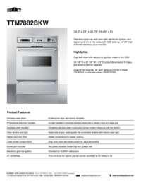 Brochure TTM7882BKW