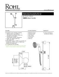 1301E Spec Sheet