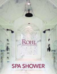 Rohl Spa Shower Collection