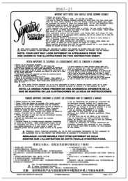 Dresser Leg Assembly Guide