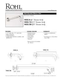 145520 Spec Sheet