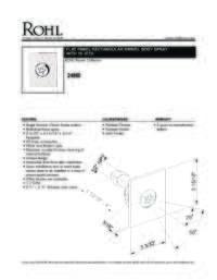24960 Spec Sheet
