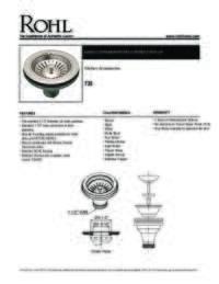 735 Spec Sheet