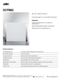 Brochure SCFM82