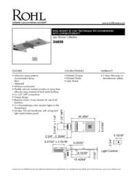 36850 Spec Sheet