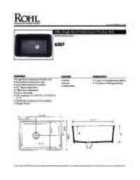 6307 Spec Sheet