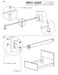Poster Bed Assembly Guide