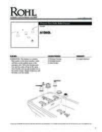 A1060LV Spec Sheet
