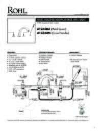 A1264XM Spec Sheet