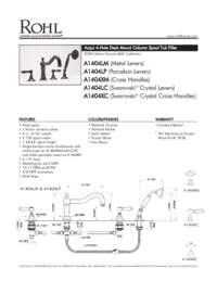 A1404 Spec Sheet