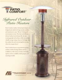 Patio Comfort Brochure