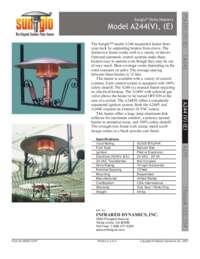 A244 Technical Sheet