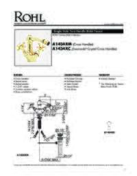 A1434 Spec Sheet