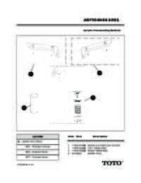 ABF964N Parts Manual