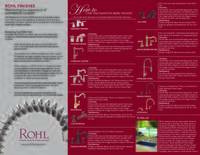 ROHL Care Maintenance