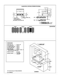 Rangetop Dimensions Guide