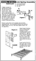 Platform Spring Assembly Guide
