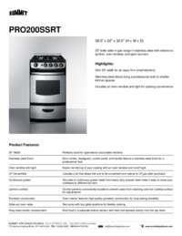 Brochure PRO200SSRT
