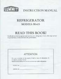 Installation Instructions Manual