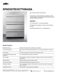 Brochure SP6DSSTBOS7THINADA