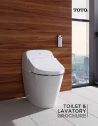 Toilet and Lavatory Brochure