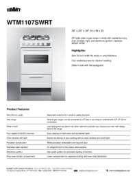 Brochure WTM1107SWRT