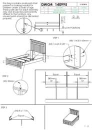 Panel Bed Assembly Guide