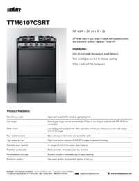 Brochure TTM6107CSRT