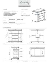 36 Inch Vanity Installation Guide