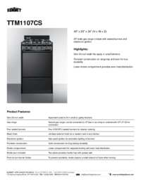 Brochure TTM1107CS