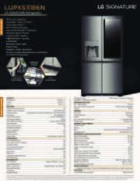 LUPXS3186N Spec Sheet