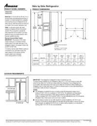 ASI2275FR Dimension Guide EN