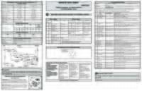 Wiring Sheet