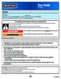 Use & Care Manual