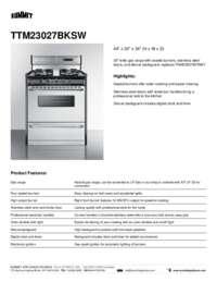 Brochure TTM23027BKSW