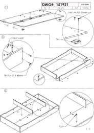 Trundle Storage Assembly