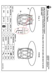 JUDITH DT Assembly Instructions