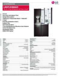 LNXS30866D Spec Sheet