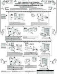 Fully Integrated Panel Installation Guide